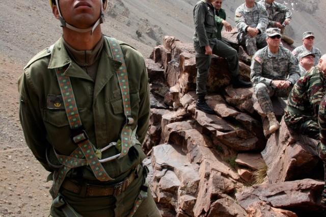National Guard's State Partnership Program helps build ...