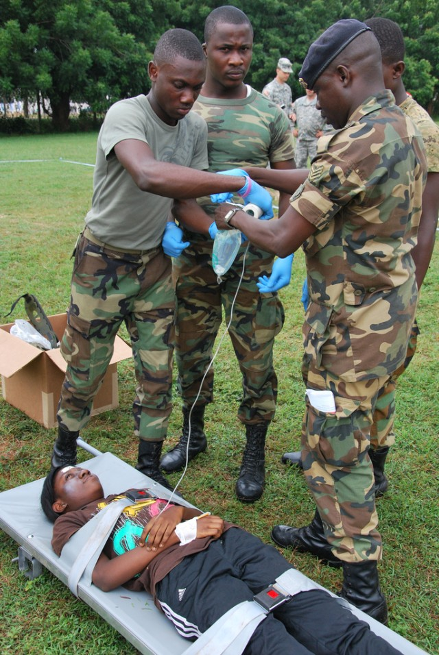 National Guard's State Partnership Program helps build relationships with African nations