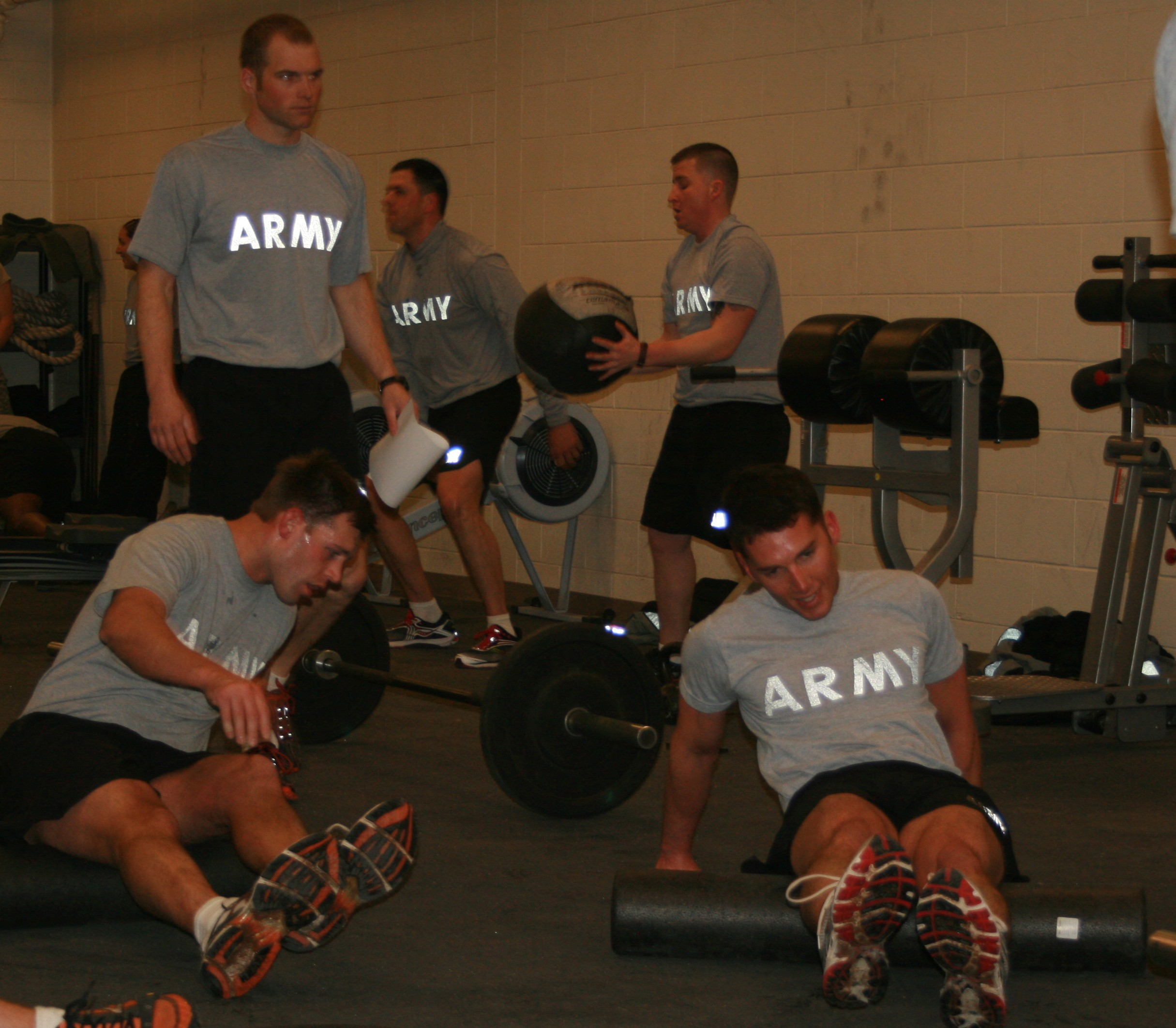 Mountain athlete warrior program stresses functional