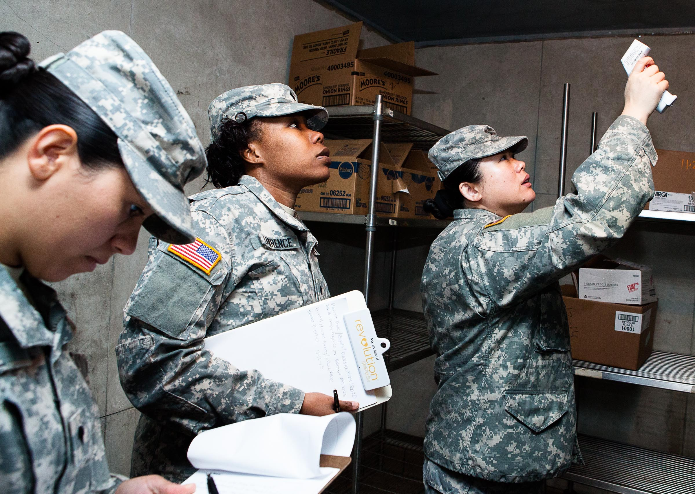 10 Habits From The Military That Stay With You Forever ...  Health Inspector Uniform