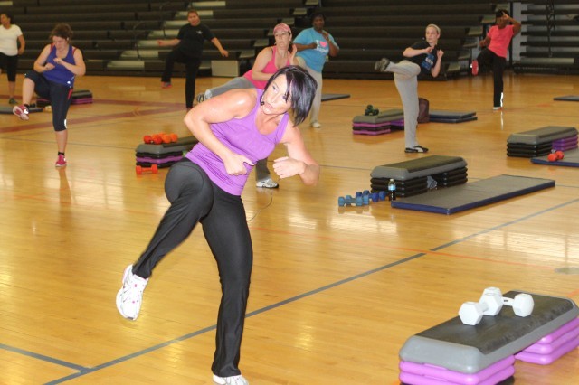 Garrison challenge to boost wellness | Article | The United States ...
