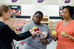 Lyster commissary tour helps people make healthy choices
