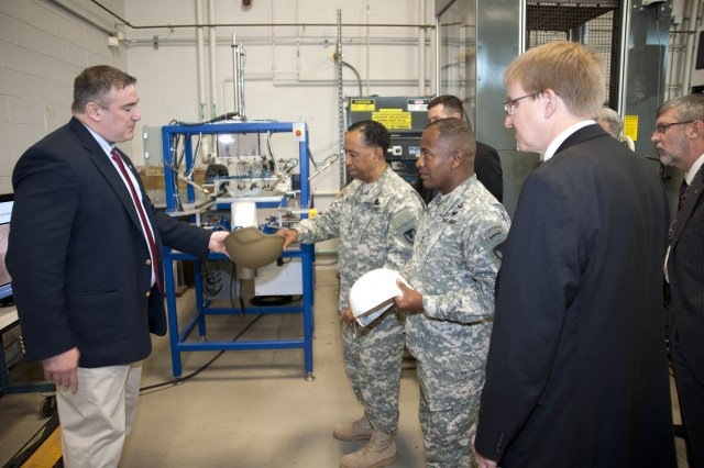 Army ManTech Program bridges gap between lab and Soldier