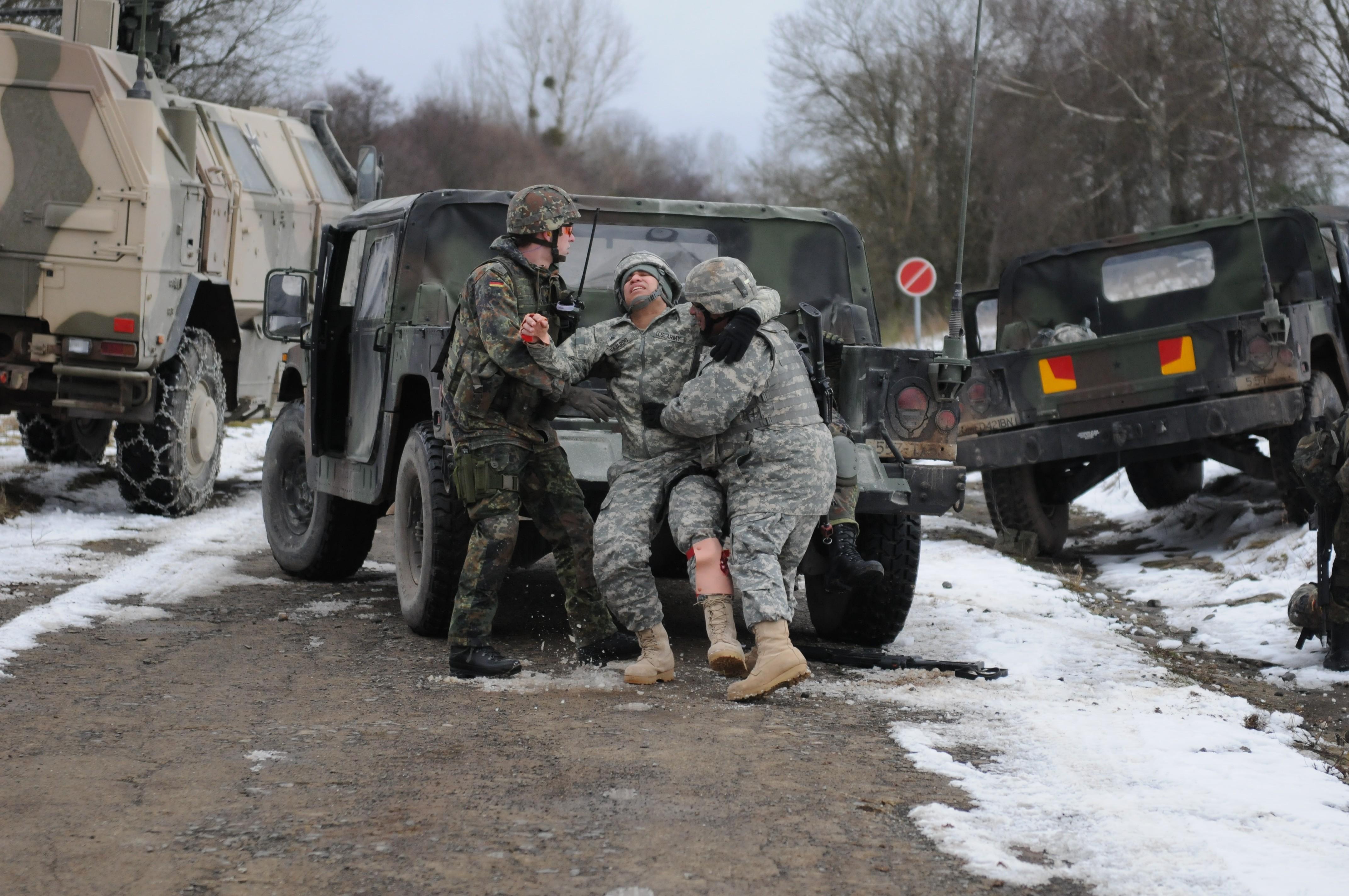 Baumholder army