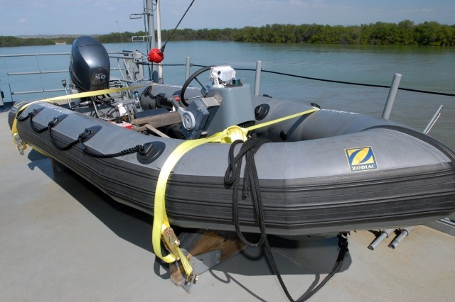U.S. Army South deploys watercrafts to support exercises, humanitarian missions