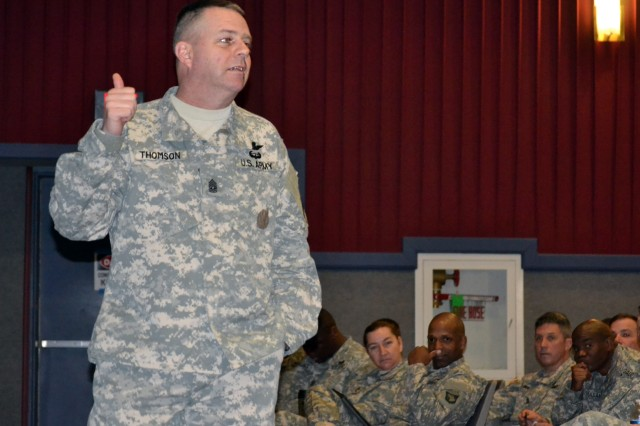 Army aviation branch CSM visits troops