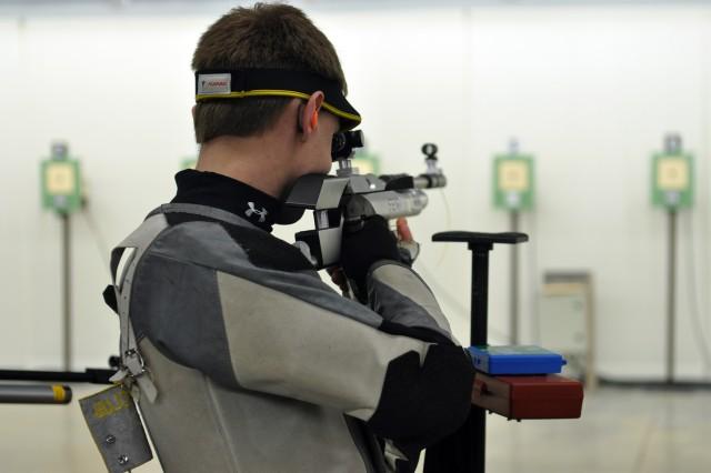 U S  Army Marksmanship Unit hosts Army National Junior Rifle