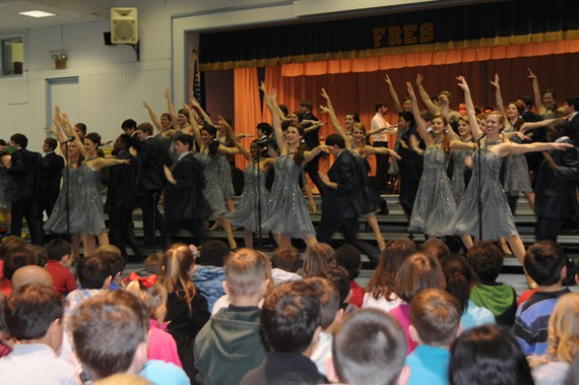 Show choir encourages students to 'Shine On' | Article ...