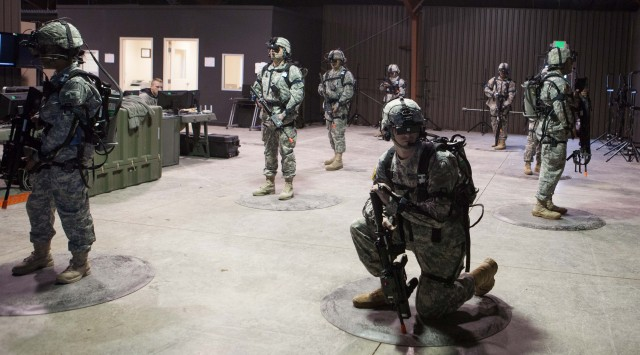 Virtual training puts the 'real' in realistic environment