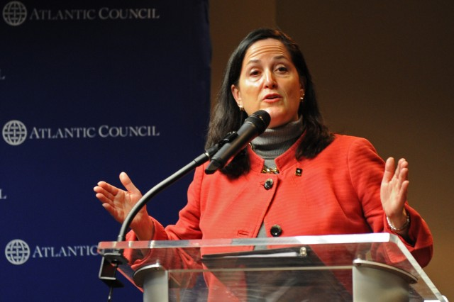 In a presentation to the Atlantic Council on the status of the Army's Net Zero programs, Katherine Hammack, assistant secretary of the Army for installations, energy and environment, said that  a publicly available progress report on all Net Zero activities would be out by the end of 2013.