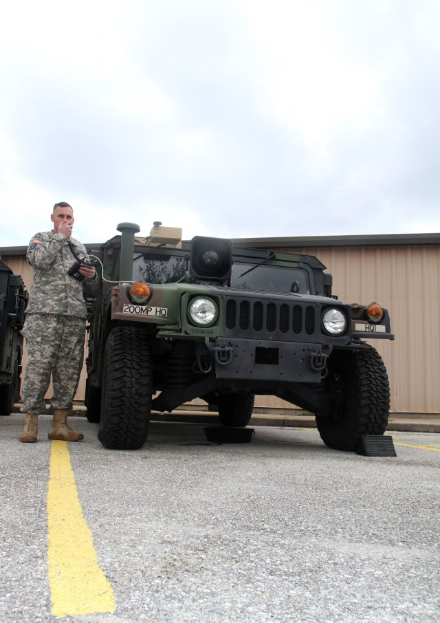 New equipment gives Reserve MP Soldiers resources to succeed