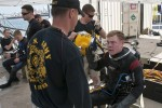 Army Divers Splash Headfirst into Training