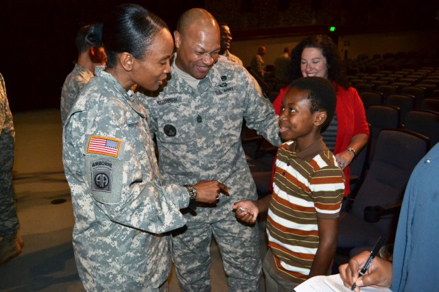 Soldiers and Airmen Take Trip Down Memory Lane To The Civil Rights Movement