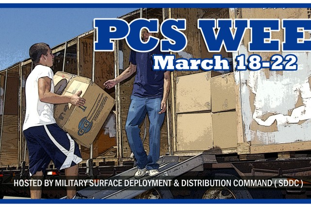 SDDC offers tips to service members, families slated for summer moves