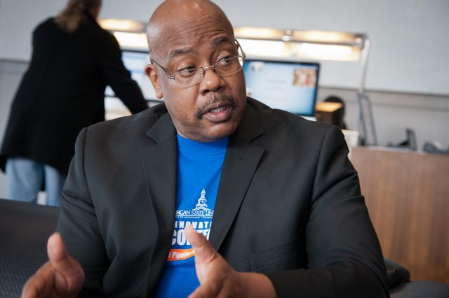 Dr. Carl White is associate dean of Morgan State University's School of Engineering and director of Maryland Junior Science and Humanities Symposium.