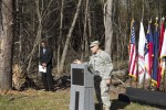McLeansville Army Reserve Center holds groundbreaking