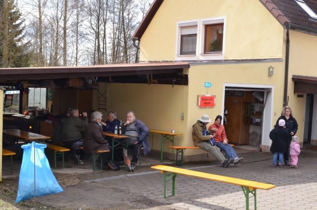 Ansbach Volksmarch