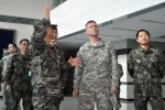 Yongsan visits good neighbor: Ministry of National Defense
