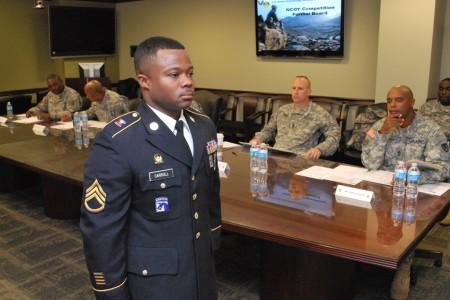 Contracting Soldier named top NCO in San Antonio   Article