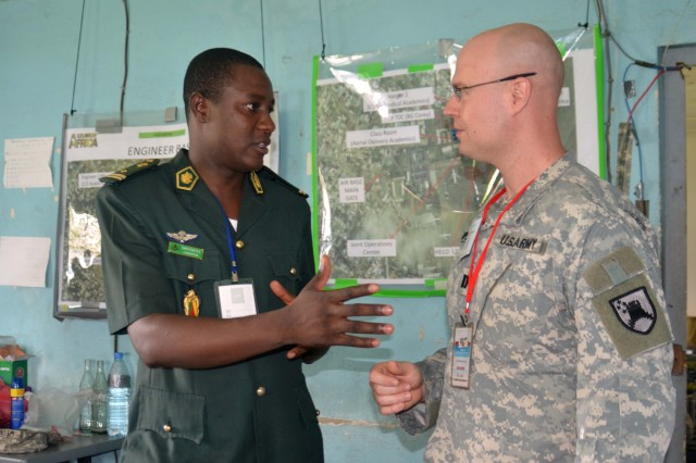 North Dakota Guardsmen complete exercise in Cameroon