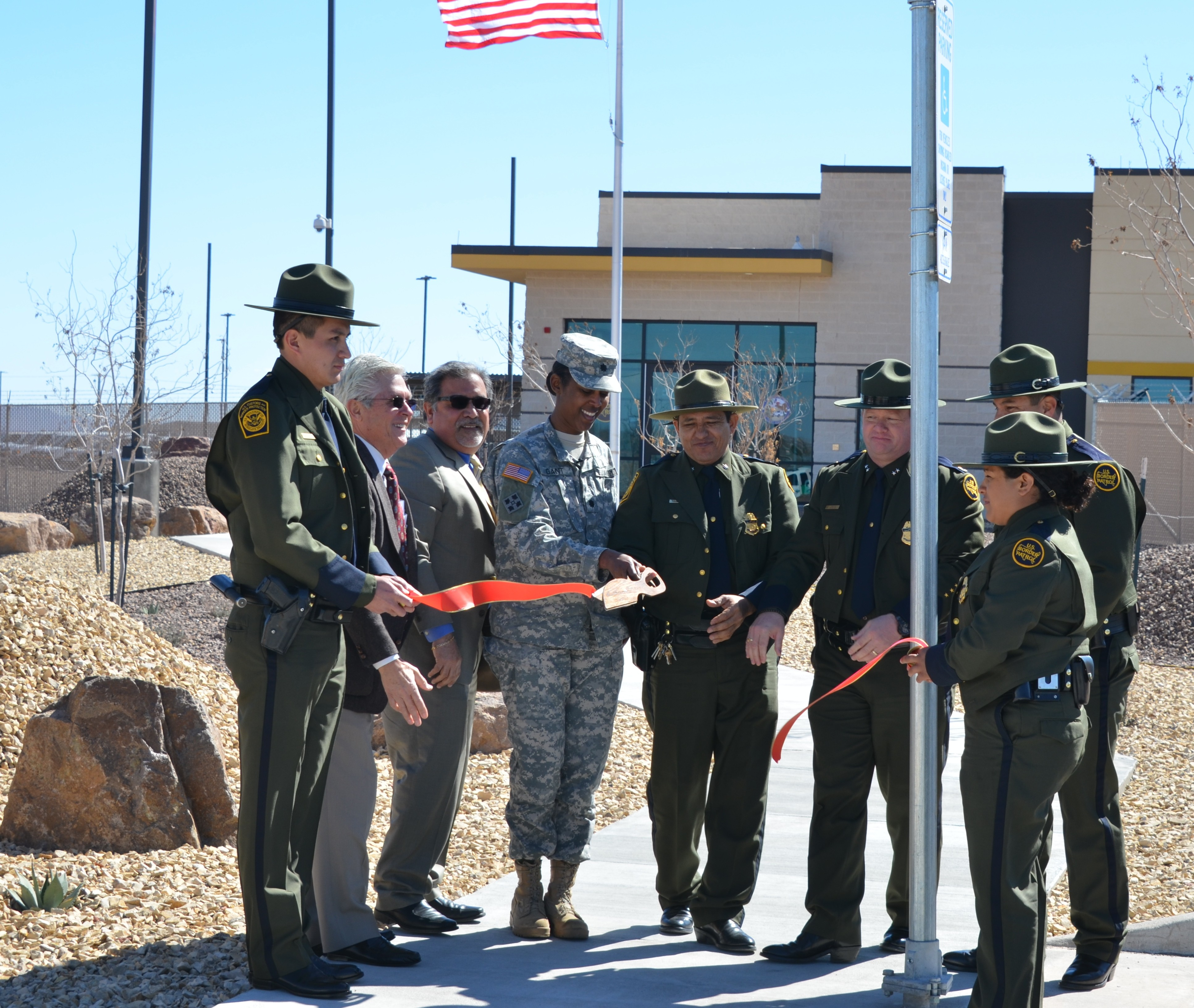Clint (TX) United States  city photos : ... Station's Opening in Clint, Texas | Article | The United States Army