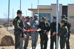 Albuquerque District Celebrates Completion of New Border Patrol Station