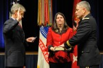 Campbell takes oath as Army's vice chief of staff