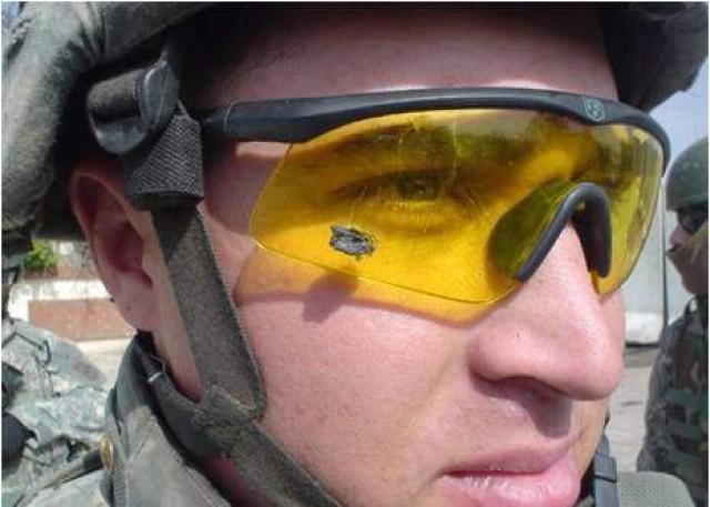 Eye Docs Teach Combat Trauma Management