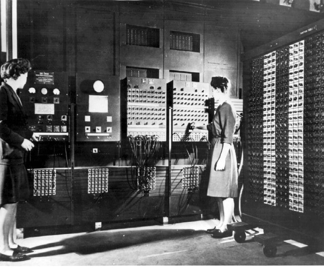 Women pioneered early Army computing