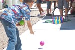 Teens throw block party for Fort Bliss community