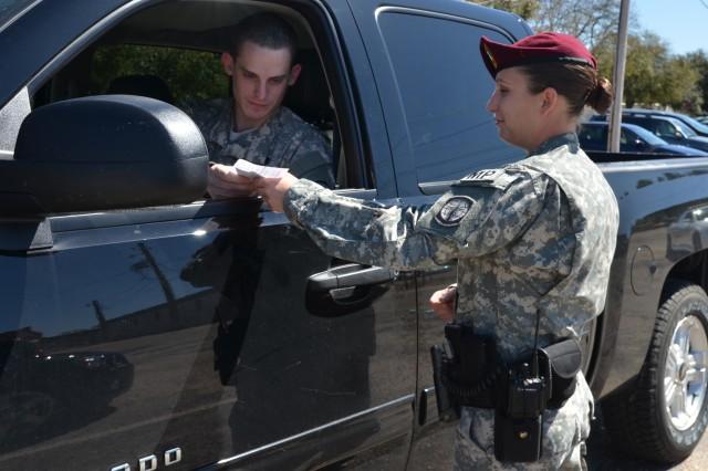 Fort Bragg military police start female mentorship program ...