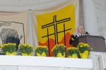 Easter Sunrise Service at Arlington National Cemetery