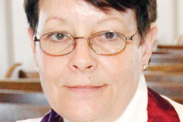 Chaplain (Maj.) Kristi Pappas