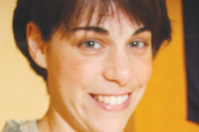 Chaplain (Capt.) Rabbi Heather Borshof