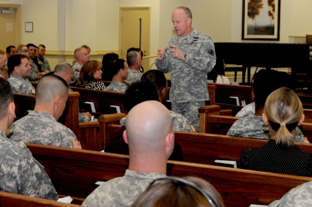 Fort Rucker hosts FRGs to help close gaps, educate
