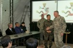 Eighth Army hosts community leaders at exercise