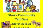 Storck Community Yard Sale