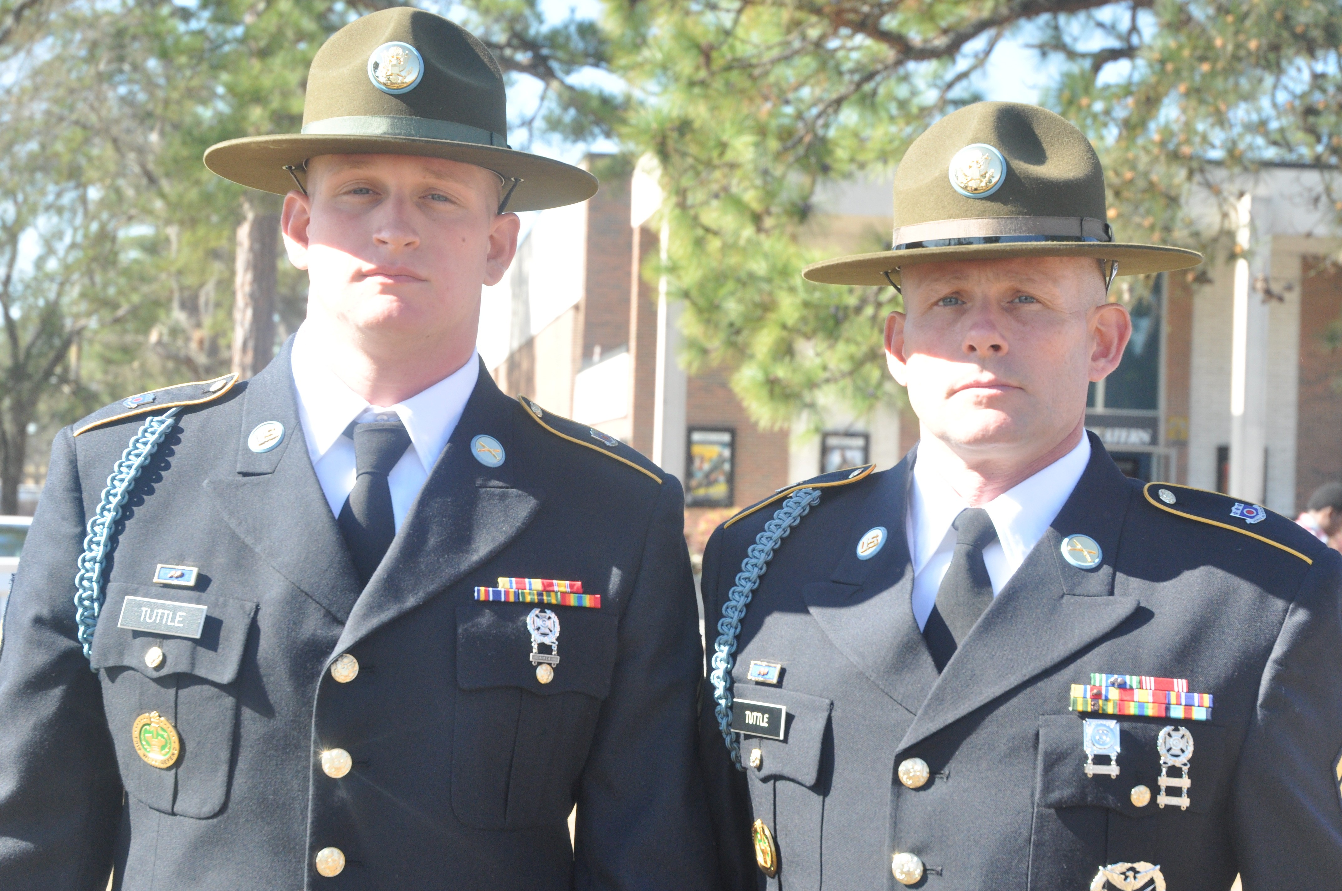 Inventing a family tradition | Article | The United States Army