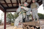 Army tests new parachutes with latest body armor