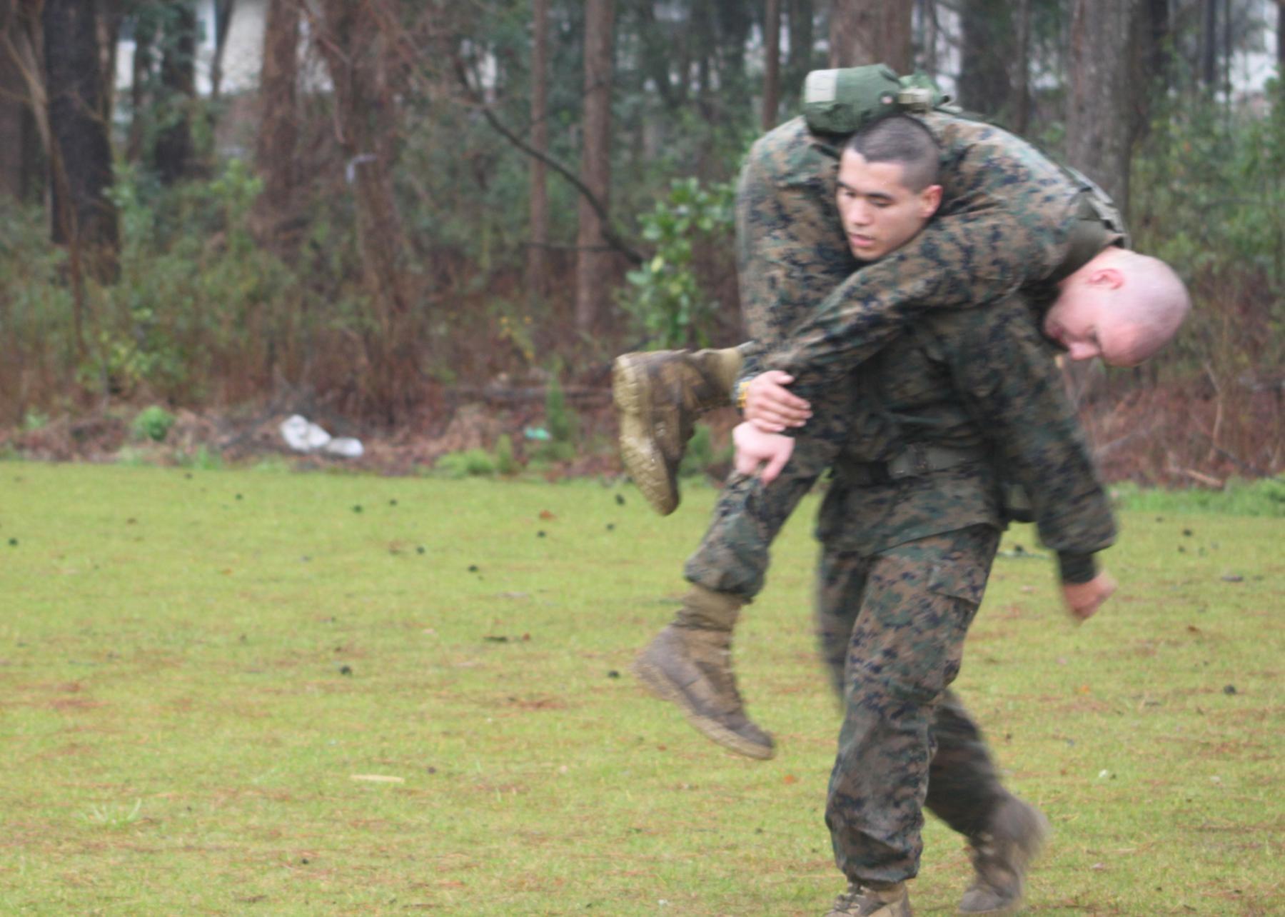 Chances on NROTC (Marine Option) Scholarship?