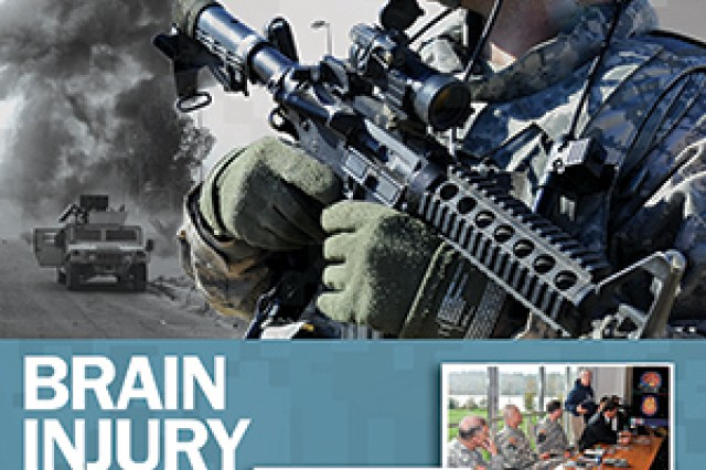 March is Brain Injury Awareness month.  Both the greater Army and the leadership at the U.S. Military Academy at West Point, N.Y., have worked to increase awareness of brain injury, with focus on prevention, early recognition, and treatment.