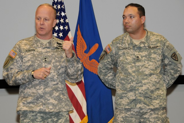 Fort Rucker Soldier earns DFC for actions in Afghanistan