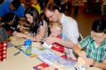 Children's Festival brings in hundreds, despite expected storms