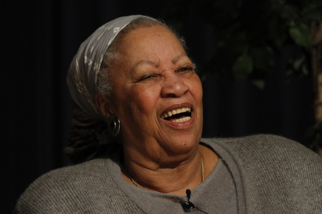 The first African-American woman to win the Nobel Prize in Literature, and only the eighth female author among its recipients, Toni Morrison honored the U.S. Military Academy and the Class of 2016 as its guest lecturer March 22 inside Robinson Auditorium.