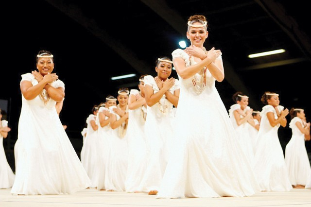 Every hālau is comprised of numerous male or female dancers, many of whom spend their lives growing up in hālau. For many dancers, competing in Merrie Monarch is a lifelong dream.