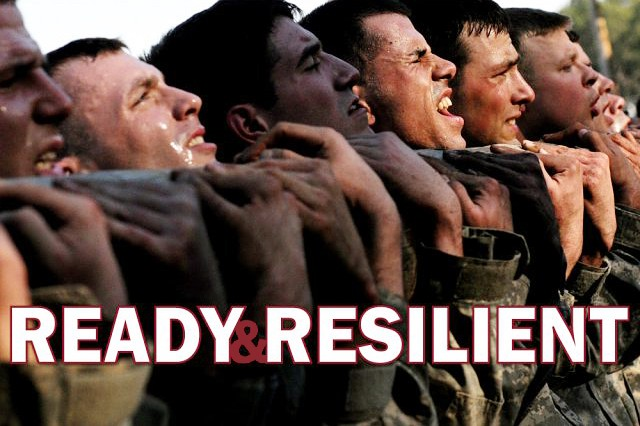 The Army has a new online resource for Soldiers to complement the Ready and Resilient Campaign that launched March 12. The campaign's website is available now at www.army.mil/readyand