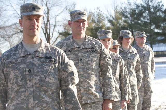 129th Mobile Public Affairs Detachment welcomes 6 out-of-state soldiers