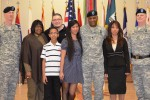 Army Sustainment Command recognizes 13 at retirement, award ceremony