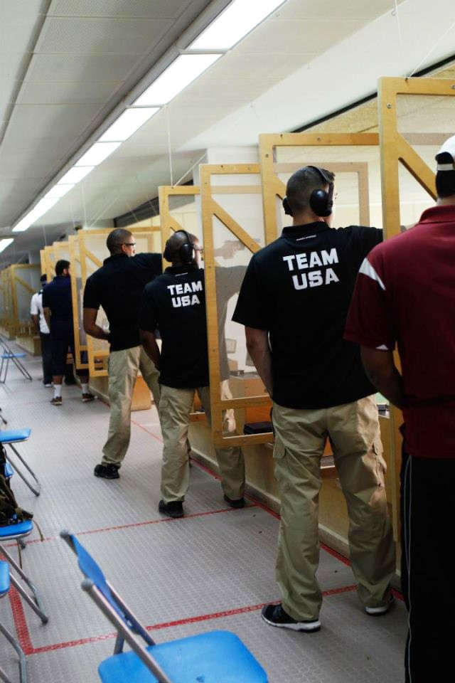 Team USA leave their mark at Qatar's Commander-General Shooting Competition
