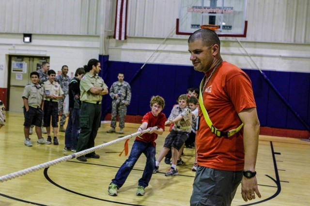 Camp As Sayliyah hosts Boy Scout Camporee